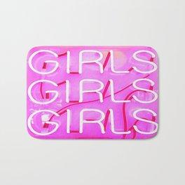 Girls Bath Mat