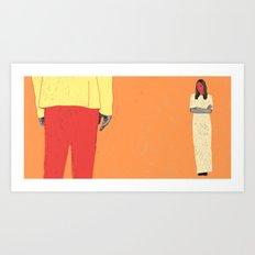 TOGETHER-4 Art Print