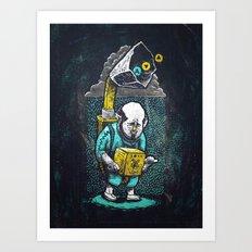 Zelda Art Print