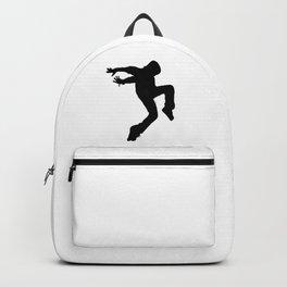 Hip Hop Black Backpack
