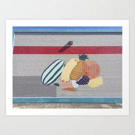 Tutti Frutti Art Print