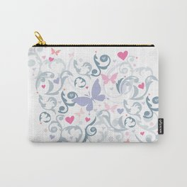 Butterfly Soul Carry-All Pouch