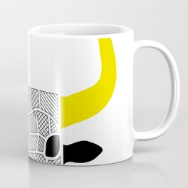 minoan bull Coffee Mug