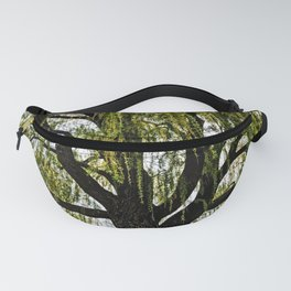 spring hopes muted Fanny Pack