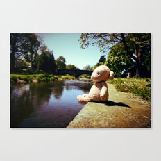 Lazing on a Sunny Afternoon Canvas Print