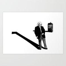 1rst Doctor... Art Print