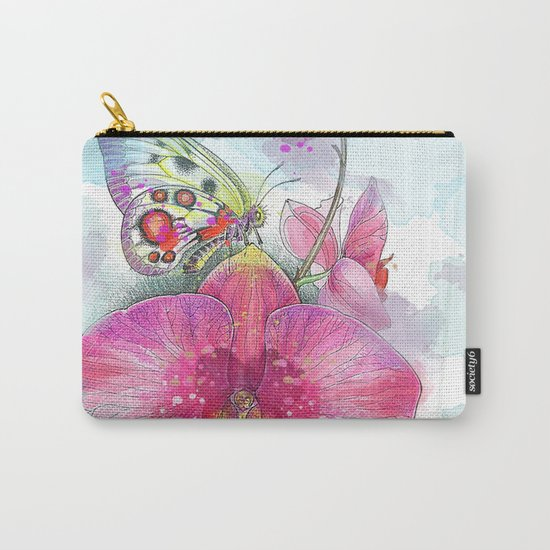 Orchids 03 Carry-All Pouch