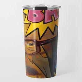Bam! Batmannn Travel Mug