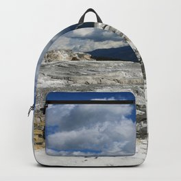 Minerva Spring and Terrace Backpack