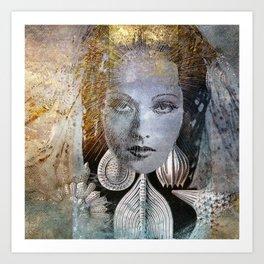 Sultana Art Print