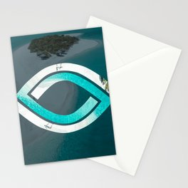 Eye of the Ocean Stationery Cards
