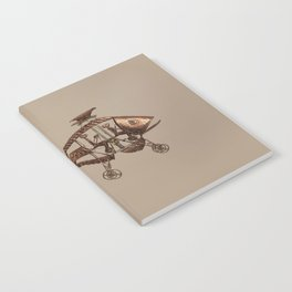 Flying Fish Notebook