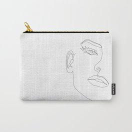 Fine Line Beauty Carry-All Pouch