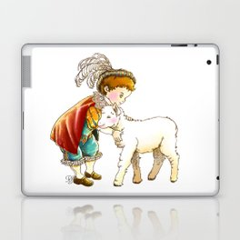 Prince Richard and his new Friend Laptop & iPad Skin