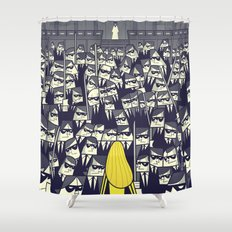 EightyEight Shower Curtain