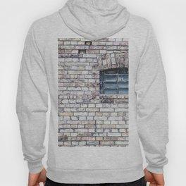 windows Stone walls Hoody