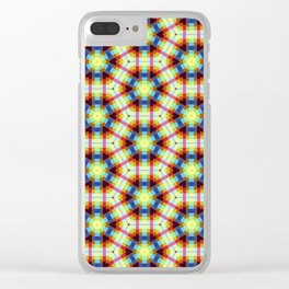 Stary Night Clear iPhone Case