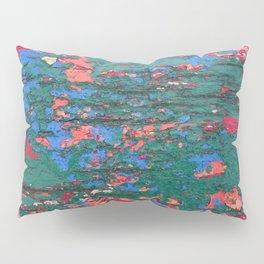 Chipping Paint Pillow Sham