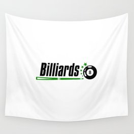 Billiard #society6 Wall Tapestry