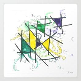 No. 3: Max Art Print