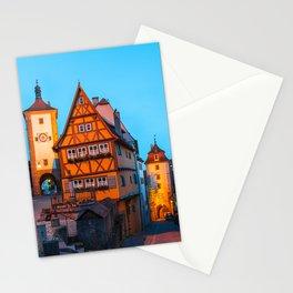ROTHENBURG 01 Stationery Cards