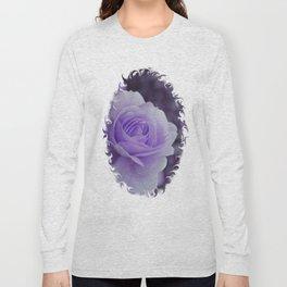 Lavender Rose 2 Long Sleeve T-shirt