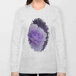 Lavender Rose 2 Long Sleeve T-shirt