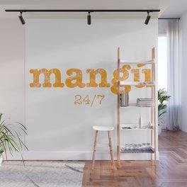 Mangú a cualquier hora Wall Mural