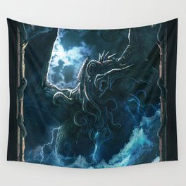 The Call of Cthulhu Wall Tapestry
