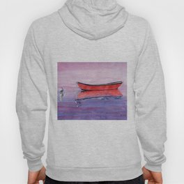 Red Dory Reflections Hoody