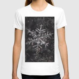 January Snowflake #3 T-shirt
