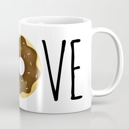 I Love Donuts Coffee Mug