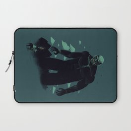 shadow of the titan Laptop Sleeve