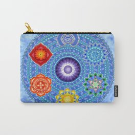 Chakra Vision Carry-All Pouch