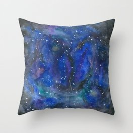 Galactic Throw Pillow