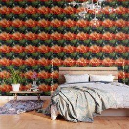 Flamingo Hibiscus Wallpaper