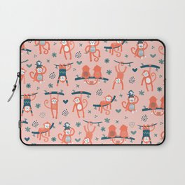 Monkey Laptop Sleeve