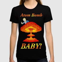 "Fallout 4 ""Atom Bomb Baby!"" T-shirt"
