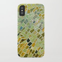 Bright n Sunshiny Day Mosaic iPhone Case