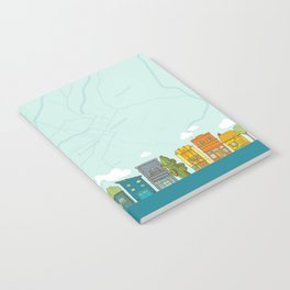 Cola Town Notebook