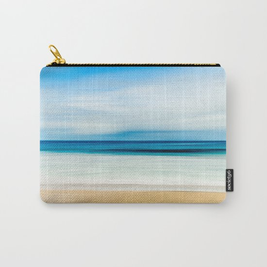 Pastel Ocean mood Carry-All Pouch