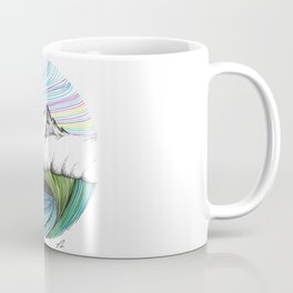 Colors in the sky Coffee Mug