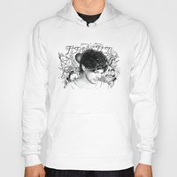 tattoos Hoodies featuring Tattoos - L by wreckthisjessy