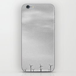 Turbines iPhone Skin