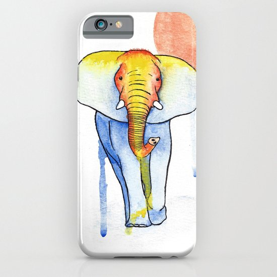 Elephant iPhone & iPod Case