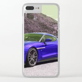 Vanquish Zagato Coupe Clear iPhone Case