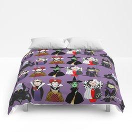 Evil kokeshis Comforters