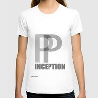 inception T-shirts featuring Point to Point inception by Point to Point