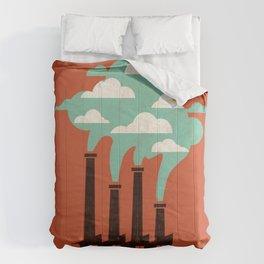 The Cloud Factory Comforters