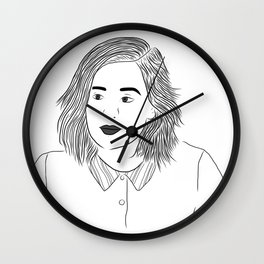 Noora Wall Clock